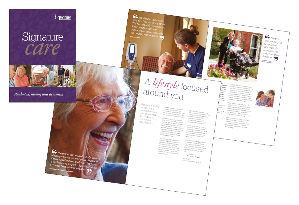 Signature Care Homes Brochure2